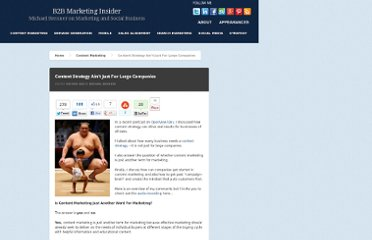 http://www.b2bmarketinginsider.com/content-marketing/content-strategy-aint-just-for-large-companies