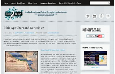 http://www.new2torah.com/2012/04/bible-age-chart-and-genesis-47/