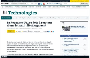 http://www.lemonde.fr/technologies/article/2010/04/08/le-royaume-uni-se-dote-a-son-tour-d-une-loi-anti-telechargement_1330437_651865.html