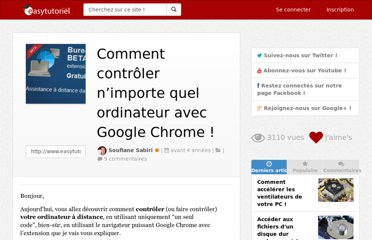 http://www.easytutoriel.com/comment-controler-nimporte-quel-ordinateur-avec-google-chrome/