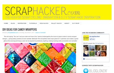 http://scraphacker.com/candy-wrapper-diy/