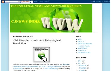 http://cjnewsind.blogspot.com/2012/04/civil-liberties-in-india-and.html