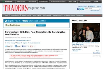 http://www.tradersmagazine.com/news/dark-pool-sec-regulation-nms-public-markets-price-discovery-104651-1.html