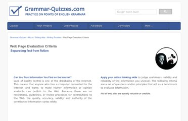 http://www.grammar-quizzes.com/writing_authority.html