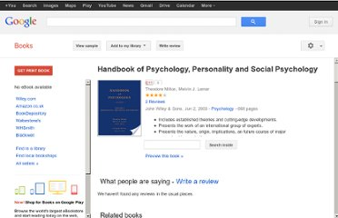 http://books.google.co.uk/books/about/Handbook_of_Psychology_Personality_and_S.html?id=Pnn8LuERyxwC#v=onepage&q=emotion%20primitives&f=false