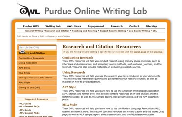 https://owl.english.purdue.edu/owl/section/2/