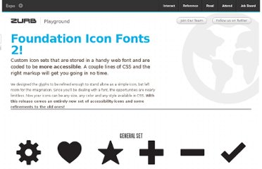http://www.zurb.com/playground/foundation-icons