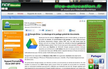 http://www.tice-education.fr/index.php?option=com_content&view=article&id=617:google-drive-le-stockage-et-le-partage-gratuit-de-documents&catid=52:internetweb2&Itemid=251