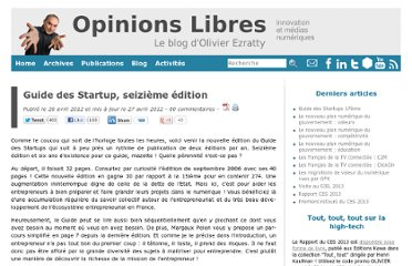 http://www.oezratty.net/wordpress/2012/guide-startups-16/