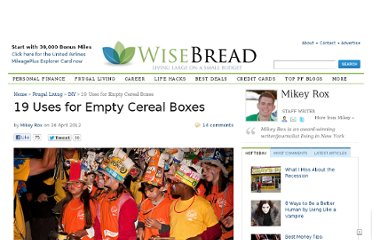 http://www.wisebread.com/19-uses-for-empty-cereal-boxes