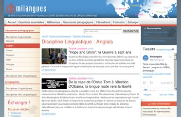 http://www.emilangues.education.fr/ressources-pedagogiques/sequences/discipline-linguistique/anglais
