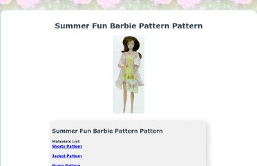 http://allcraftsblogs.com/dolls/summer_fun_barbie_pattern/summer_fun_barbie_pattern.html