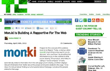 http://techcrunch.com/2012/04/26/mon-ki-is-building-a-rapportive-for-the-web/