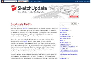 http://sketchupdate.blogspot.com/2012/04/new-home-for-sketchup.html