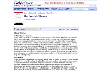 http://www.gradesaver.com/the-crucible/study-guide/major-themes/