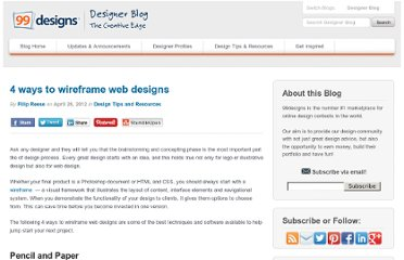http://99designs.com/designer-blog/2012/04/26/4-ways-to-wireframe-web-designs/