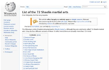 https://en.wikipedia.org/wiki/List_of_the_72_Shaolin_martial_arts