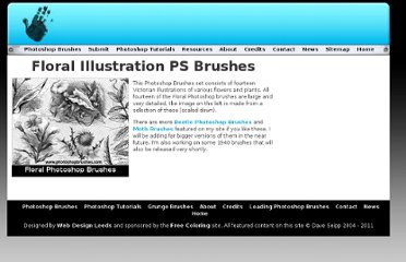 http://www.photoshopbrushes.com/brushes/floral-photoshop-brushes.htm