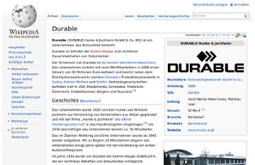 http://de.wikipedia.org/wiki/Durable