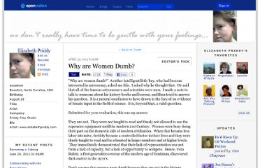 http://open.salon.com/blog/epriddy/2012/04/25/why_are_women_dumb