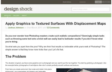 http://designshack.net/articles/software/apply-graphics-to-textured-surfaces-with-displacement-maps/