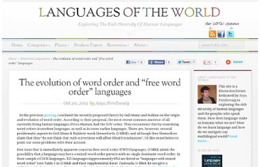 http://languagesoftheworld.info/historical-linguistics/the-evolution-of-word-order-and-free-word-order-languages.html