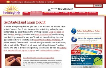 http://www.knittinghelp.com/videos/learn-to-knit