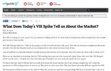 http://www.etfguide.com/research/790/8/VIX-Near-5-Year-Low-Will-This-Jinx-the-Stock-Rally?/