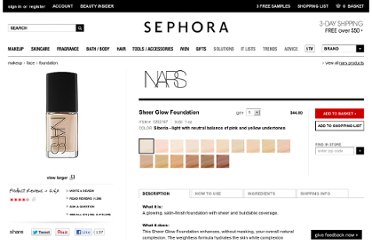 http://www.sephora.com/sheer-glow-foundation-P247355