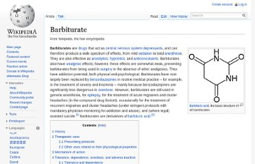 http://en.wikipedia.org/wiki/Barbiturate