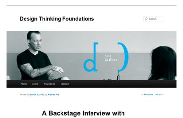 http://www.designfoundations.ca/design-thinking-2/a-backstage-interview-with-michael-bierut/