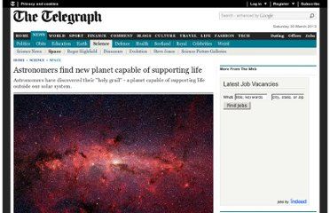 http://www.telegraph.co.uk/science/space/9230801/Astronomers-find-new-planet-capable-of-supporting-life.html