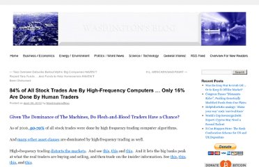 http://www.washingtonsblog.com/2012/04/84-of-all-stock-trades-are-by-high-frequency-computers-only-16-are-done-by-humans.html