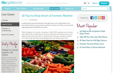 http://www.recyclebank.com/live-green/10-tips-shop-smart-farmers-markets/