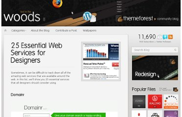 http://blog.themeforest.net/resources/25-essential-web-services-for-designers/