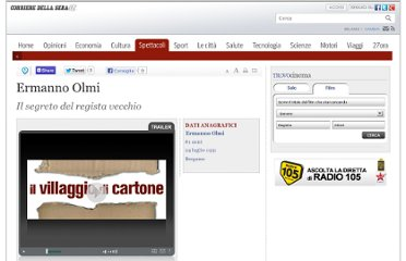 http://cinema-tv.corriere.it/personaggi/ermanno-olmi/02_29_06.shtml