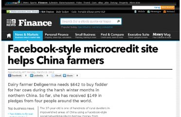 http://finance.ninemsn.com.au/newsbusiness/8437462/facebook-style-microcredit-site-helps-china-farmers
