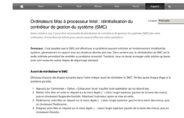 http://support.apple.com/kb/HT1411?viewlocale=fr_FR&locale=fr_FR