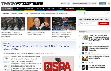 http://thinkprogress.org/politics/2012/04/27/472990/need-to-know-cispa/