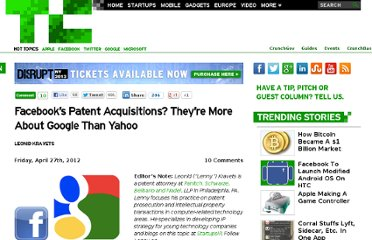 http://techcrunch.com/2012/04/27/facebook-google-patents/