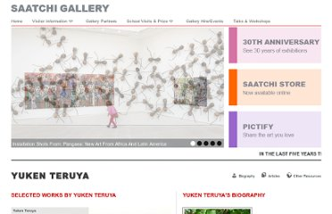 http://www.saatchi-gallery.co.uk/artists/yuken_teruya.htm
