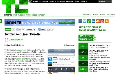 http://techcrunch.com/2010/04/09/twitter-acquires-tweetie/