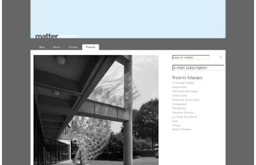 http://www.matterdesignstudio.com/projects/a-change-of-state_archive/