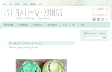 http://www.intimateweddings.com/blog/bath-salts-recipe-diy-wedding-shower-favors/