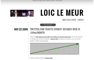 http://loiclemeur.com/english/2009/11/twittercom-traffic-down-seesmiccom-is-30month.html