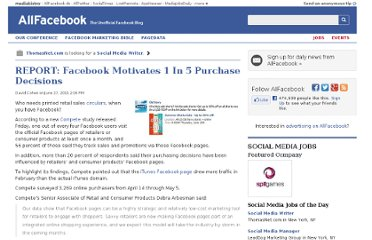 http://allfacebook.com/report-facebook-motivates-1-in-5-purchase-decisions_b47396