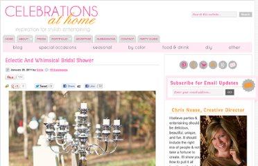 http://celebrationsathomeblog.com/2011/01/eclectic-and-whimsical-bridal-shower.html