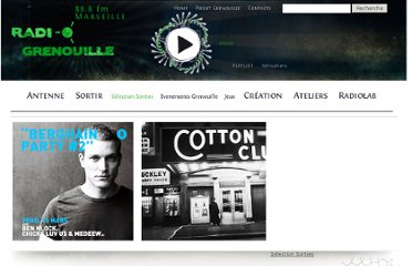 http://www.radiogrenouille.com/selection-sorties/