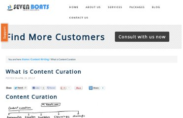 http://www.7boats.com/what-is-content-curation/