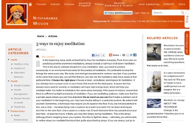 http://www.nithyananda.org/article/3-ways-enjoy-meditation